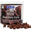 PME - Milk chocolate curls, 85 g