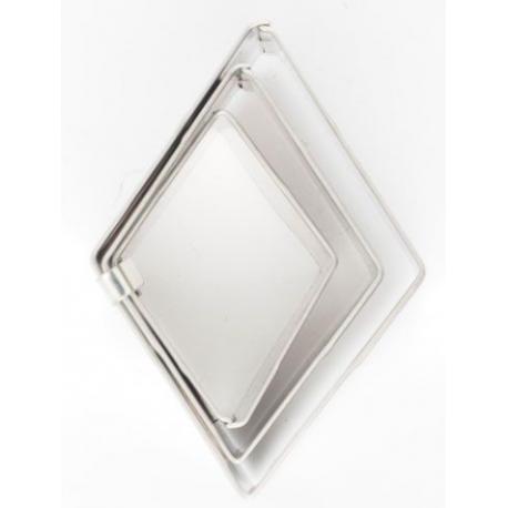 Patisse - Cookie Cutter rhombus/diamond, set de 3