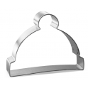 Cookie cutter Winter cap, 9 cm