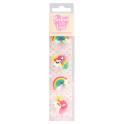 Culpitt Icing Decorations unicorn & rainbow, 12 pieces