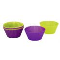 Ibili - Caissettes à cupcakes en silicone,  6 pièces