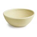 Ibili - Panier pour lever le pain rond, Ø 22 cm