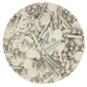 Funcakes - Zuckerstreusel Silver Chic Medley, 65 g