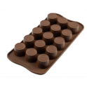 Choco Mold Praline, 15 cavities