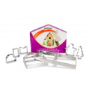 Patisse - Gingerbread house kit