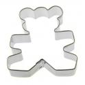 Cookie Cutter Teddy Bear 6 x 6 cm