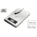 Ibili - Digital scale, super thin