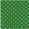 Melifil - Windham Basic - Green / white polka