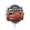 Bougie Car Flash McQueen, 7.5 cm
