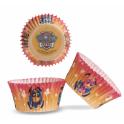 Cupcake baking cups Paw Patrol, 25 pieces