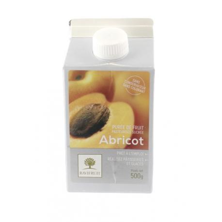 Ravifruit - Apricots fruit puree, 500 g