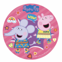 Dekora - Deco disc Peppa Pig, 20 cm
