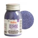 Decora - Farbigerzucker lila (Sanding sugar), 100 g