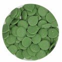 FunCakes - Deco melts green, 250 g