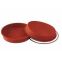 Silikomart - Silicon mould round Ø 180 h 40 mm