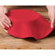 Funcakes Fire red Ready Rolled Icing Disc, 430 g