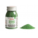 Decora Sugar green (sanding sugar), 100 g