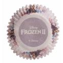 Cupcake baking cups Frozen, 25 pieces