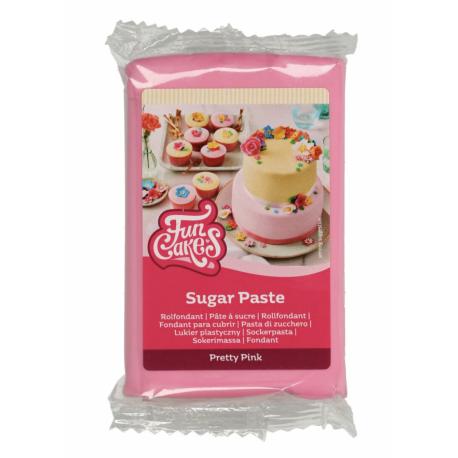 """FunCakes Fondant """"pretty pink"""", 250 g"""