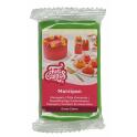 Funcake - Marzipan grass green, 250 g
