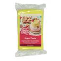 Funcakes pâte à sucre vert lime, 250 g