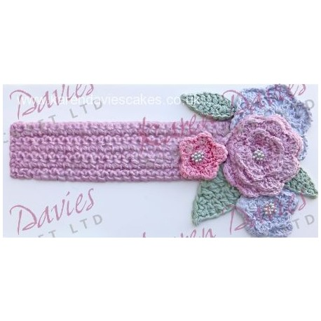 Karen Davies Crochet border moule
