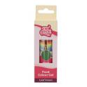 FunCakes Lebensmittel-Gelfarbe Konzentrat blattgrün, 30 g