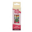 FunCakes Concentrated Colour gel - leaf green, 30 g