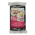 Funcakes pâte à sucre noir corbeau, 250 g