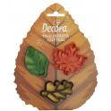 Decora - Cookie Cutter autumn leaves, 3 pieces