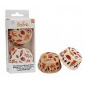 Caissettes à cupcakes Automne, 36 pièces