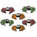 AH - Zuckerdekor Spinne, 6 Stück