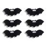 AH -  Icing Decorations Flying bats, 6 pieces