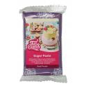 Funcakes pâte à sucre violet royal, 250 g