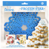 Frozen Star cookie cutter, kit of 8 pieces