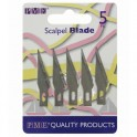 PME Sharp Blades for PME Craft Knife-Scalpel Pk/5