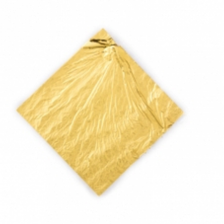 Decora - 5 edible gold leaves. mm86x86