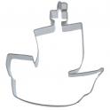 Ausstechform Piratenschiff, 10 cm