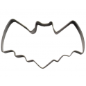 Bat cookie cutter, 8 cm