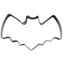 Bat cookie cutter, 8 cm