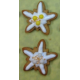 Edelweiss cookie cutter, 4.5 cm