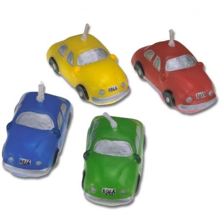 Bougies voiture, set de 4