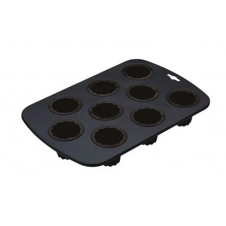 Cannelés Pan Non-stick, 9 holes