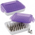 Wilton - Tip Organizer (sold empty)