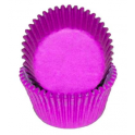 Purple mini Cupcake Cups, 50 pieces