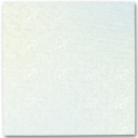 Cake board pearl white square,  20 cm diameter, 3 mm thick
