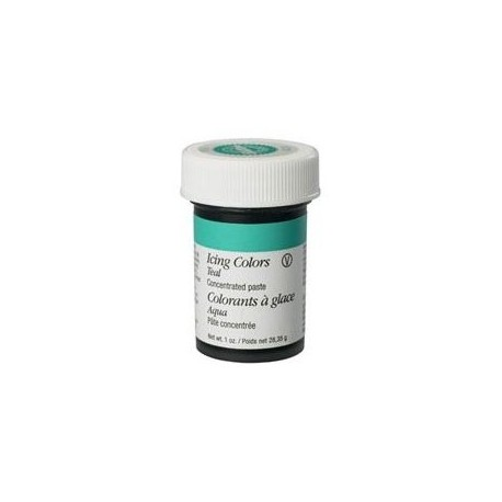 Wilton colorant gel turquoise, 28 g