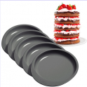 Wilton Cake Pan Easy Layers, 15cm, set of 5