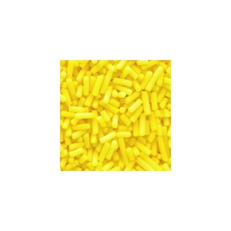Decora Yellow Jimmies, 90 g