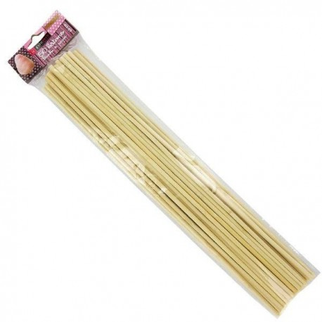 Cotton Candy wood sticks, 50 pieces